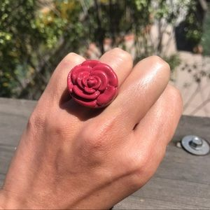 Jewelry - Rose Ring